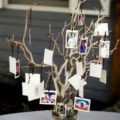 Easy DIY Ideas- Family Tree