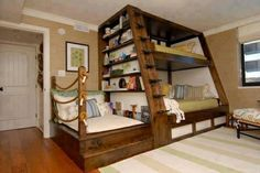 Bunk beds done right