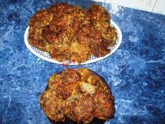 chiftelutze cartofi Muffin, Vegetarian, Beef, Cooking, Breakfast, Ethnic Recipes, Food, Meat, Kitchen