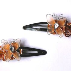 Barrettes, Creations, Slippers, Flats, Shoes, Fashion, Accessories, Jewelery, Moda
