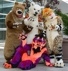 Anthrocon 2017 - Abrahm - The Photography