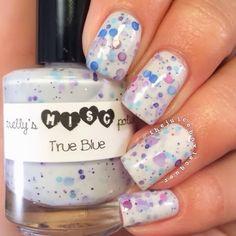 Trelly Polish True Blue