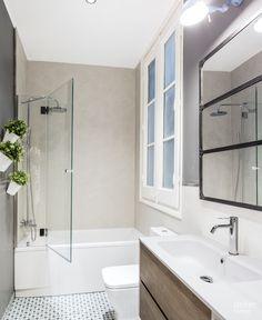 #casanova #hogarDröm #interiorismo #industrial #clásico #nórdico #decoración #drömliving Scandinavian Style, Nordic Style, Scandinavian Interiors, Interiores Design, Sweet Home, Bathtub, Restaurant, Mirror, Bathroom