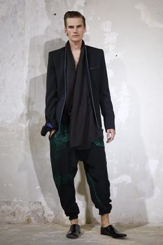 Haider Ackermann Menswear Spring Summer 2014 Paris