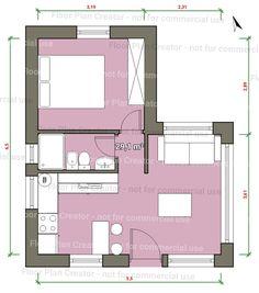 Rumah 1 blk.