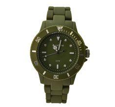 ef710c91acd Relógio Mondaine verde militar R 62.