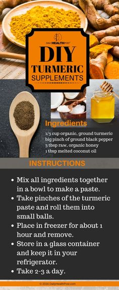 THE BEST SUPPLEMENT TO ENHANCE PERFORMANCE! diy-turmeric-supplements More