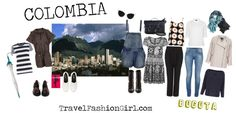What to Wear in Colombia: BOGOTA Bogota is the capital city of Colombia, the weather in Bogota is quite consistent all year round. The typical temperature hovers around 14ᵒC rarely rises above around 20ᵒC and falls below 5ᵒC, the city has quite a cool climate compared to other Colombian cities. The driest months are commonly January, July, August and December, whilst the wettest run between April to May and September to November.