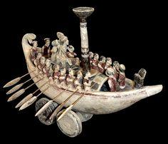 Minoan Royal Ship