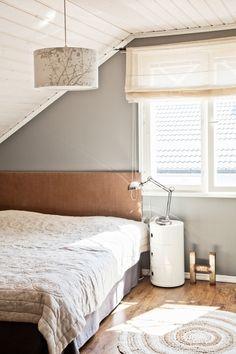 Uuden talon harmoninen makuuhuone. | Unelmien Talo&Koti Kuvat: Juho Huttunen Toimittaja: Anna Pirkkola