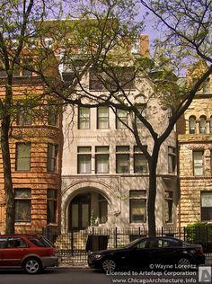 Greystone, Astor Street, Gold Coast - Chicago