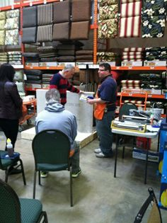 Learning How to Tile with John!