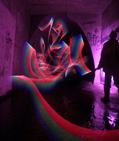 Some stunning light painting photographers here!