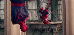 Bebê-Aranha aparece no comercial do Spiderman