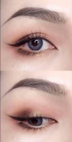 Eye Makeup Art, Makeup Tips, Beauty Makeup, Bobbi Brown, Monolid Eyes, Manicure, Permanent Makeup, Lip Art, False Eyelashes