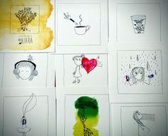 illustrazione fumetto biancoenero disegno acquerello animali personaggi buffo tenero