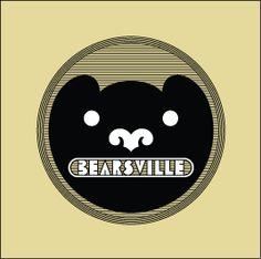 Bearsville Records logo - Milton Glaser