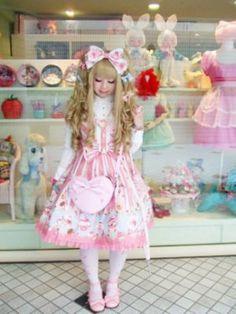 fairy kei fashion style