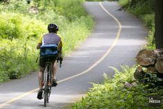 Suggestions de circuits vélo dans les Cantons-de-l'Est. Tandem, Velo Quebec, Circuit Velo, Canton, Romantic Getaway, Vacation, Tandem Bikes