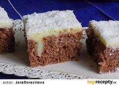 Krispie Treats, Rice Krispies, Tiramisu, Food And Drink, Cooking, Ethnic Recipes, Sweet, Desserts, Yum Yum