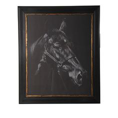 Horse Picture Frame http://www.la-maison-chic.co.uk/Item/Horse_Picture_Frame