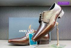 Un modelo elegante y con mucho estilo. Ángel Infantes, calzado artesano realizado con las mejores pieles. ¿ Te gustan?