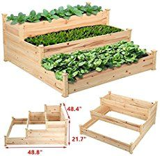If space is an issue the answer is to use garden boxes. In this article we will show you how all about making raised garden boxes the easy way. Raised Garden Planters, Elevated Garden Beds, Tiered Garden, Raised Garden Beds, Raised Beds, Garden Soil, Tiered Planter, Gravel Garden, Garden Oasis