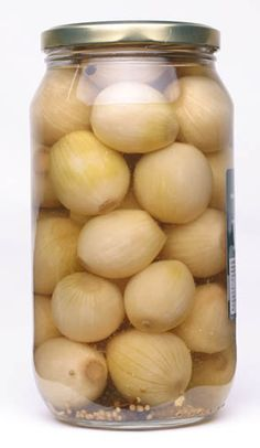 These pickled onions go great with New Orleans style Red Beans and Rice