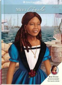 Meet Cécile by Denise Patrick  Click the cover image to check out or request the children's books kindle.