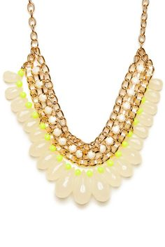 ShopSosie Style : Sunshine Necklace