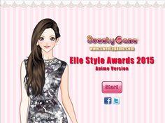 Wybierasz się na ceremonię wręczenia nagród prestiżowego magazynu na całym świecie. Kto wygra cenne wyróżnienia w kategoriach mody? http://www.ubieranki.eu/ubieranki/9865/elle-style-awards.html