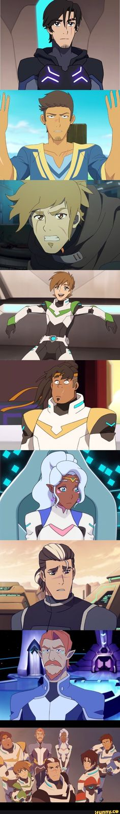 shiro looks like kanan jarrus and i am Here For That Form Voltron, Voltron Ships, Voltron Klance, Voltron Force, Lance Mcclain, Voltron Fanart, Space Cat, Kids Shows, Paladin