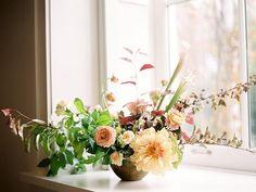 Still Life Workshop: Celebrating the Beauty of Floral Design in Utah - Once Wed Floral Centerpieces, Wedding Centerpieces, Wedding Bouquets, Flower Arrangements, Flower Bouquets, Floral Wedding, Fall Wedding, Wedding Flowers, Wedding Bells