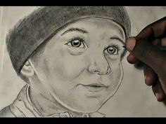HOW TO DRAW A REALISTIC BABY - YouTube