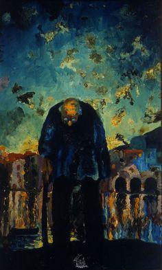 Salvador Dalí - Vell crepuscular