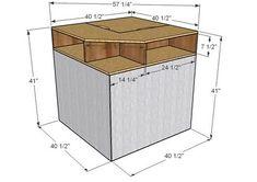 Haley 2 Twin Beds With Corner Unit Interior Design Ideas