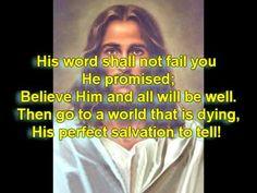 Turn Your Eyes Upon Jesus - with Lyrics - Alan Jackson