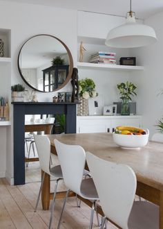 Shop STOCKHOLM Mirror - IKEA, RANARP Pendant lamp - IKEA, Similar: White Side Chair | Overstock.com Shopping - The Best Deals on Dining Chairs, Similar: Manikin - CLASSROOM DIRECT, Similar: havana vase, Similar: SCHOOL HOUSE PLANK DINING TABLE, Similar: kate spade new york Dinnerware, Fair Harbor White Truffle Serving Bowl - Dinnerware - Dining & Entertaining - Macy's and more