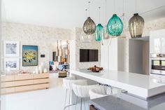 Each year, for the last three years, Christopher Kennedy has tackled a full-scale, gut renovation of a different Palm Springs home. But contrary to what yo
