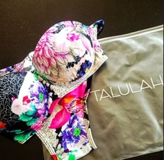 C'est Vogue: The prevailing fashion, practice, or style.: TALULAH SWIM- HIBISCUS LACE BIKINI