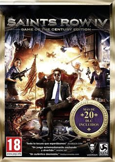 Saints Row IV: Game of the Century Edition (STEAMGIFT) DIGITAL