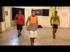 Propuesta Indecente - (Romeo Santos) ZUMBA Zhalo Grimaldo - YouTube