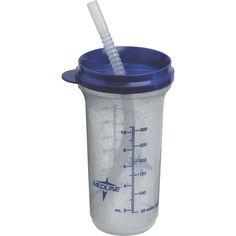 Medline 16-ounce Graduated Non-Insulated Carafes