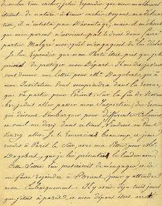 French Script, 1816:    http://lilac-n-lavender.blogspot.com/2012/03/sweet-bunny-chicks.html