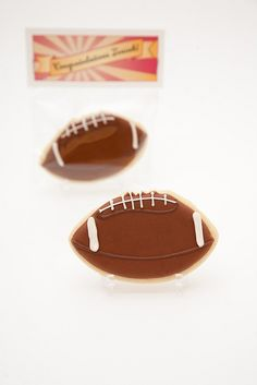 49er Nation SF Niners San Francisco 49ERS Niners for Life! 49ers Football Cookie Favors