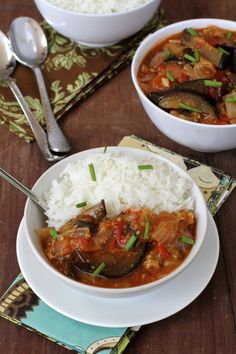 Eggplants in Sweet and Sour Sauce – Indo Chinese