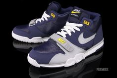Nike Air Trainer 1 « Michigan »