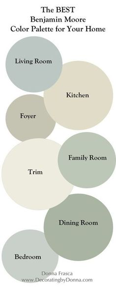 the-best-benjamin-moore-coastal-color-palette-for-your-home-by-color-expert-donna-frasca. the-best-benjamin-moore-coastal-color-palette-for-your-home-by-color-expert-donna-frasca. Colores Benjamin Moore, Benjamin Moore Couleurs, Benjamin Moore Yellow, Interior Paint Colors, Paint Colors For Home, Diy Interior, Paint Colours, Interior Design, Kitchen Interior