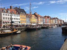 Nyhavn København Denmark Copenhagen Denmark