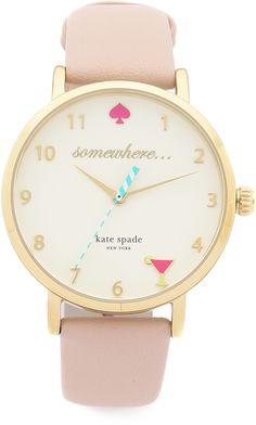 "Kate Spade ""Somewhere"" Watch"